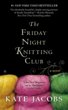 Jacobs, Kate The Friday Night Knitting Club