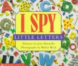 Marzollo, Jean I Spy Little Letters