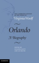 Ian Blyth Virginia Woolf    Suzanne (College of William and Mary  Virginia) Raitt, Orlando