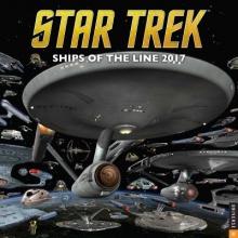 Star Trek 2017 Calendar