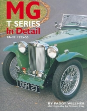 Paddy Willmer MG T Series in Detail