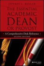 Jeffrey L. Buller The Essential Academic Dean or Provost