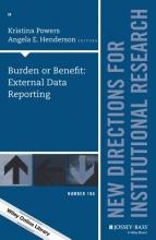 Powers, Kristina Burden or Benefit: External Data Reporting