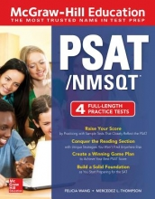 Wang, Felicia,   Thompson, Mercedez L. McGraw-Hill Education PSAT/NMSQT