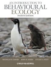 Nicholas B. Davies,   John R. Krebs,   Stuart A. West An Introduction to Behavioural Ecology