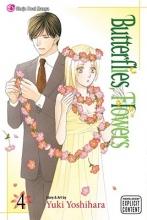Yoshihara, Yuki Butterflies, Flowers, Volume 4