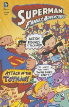 Baltazar, Art Superman Family Adventures