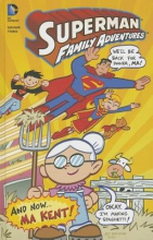 Baltazar, Art Superman Family Adventures