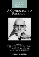 Falzon, Christopher A Companion to Foucault