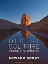 Abbey, Edward Desert Solitaire