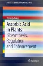 Zhang, Yuyang Ascorbic Acid in Plants