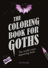 Devonald, Tom The Coloring Book for Goths