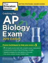 The Princeton Review Cracking the AP Biology Exam 2019