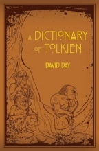 David Day Dictionary of Tolkien