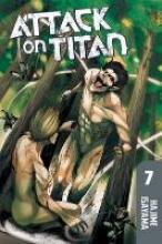 Isayama, Hajime Attack on Titan 7