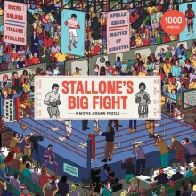 Little White Lies , Stallone`s Big Fight