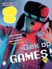 Sybille Mogenet Ruben Schoonbaert, Gek op games