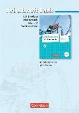 Schubert, Gabriele Schlüssel zur Mathematik 6. Schuljahr - Differenzierende Ausgabe Niedersachsen - Arbeitsheft Basis mit eingelegten Lösungen