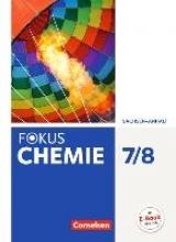 Arnold, Karin,   Grimmer, Andreas,   Grimmer, Anja,Fokus Chemie 7./8. Schuljahr - Sachsen-Anhalt - Schülerbuch