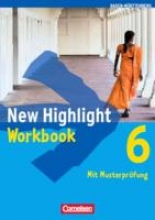 New Highlight 6: 10. Schuljahr. Workbook Baden-Württemberg