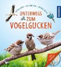 Strauß, Daniela Unterwegs zum Vogelgucken