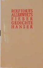 Haufs, Rolf Allerweltsfieber