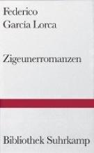 Garcia Lorca, Federico Zigeunerromanzen