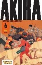 Otomo, Katsuhiro Akira 06. Original-Edition