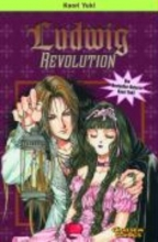 Yuki, Kaori Ludwig Revolution 01