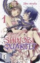 Himuka, Tohru Shinobi Quartet 01