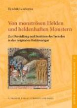 Lambertus, Henrik Von monströsen Helden und heldenhaften Monstern