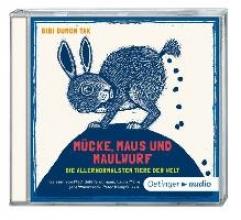 Tak, Bibi Mücke, Maus und Maulwurf (CD)