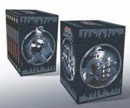 Disney, Walt Lustiges Taschenbuch Ultimate Phantomias Box Band 1 - 6 mit Figur
