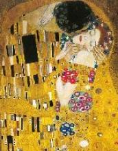 Gustav Klimt - The Kiss Blankbook