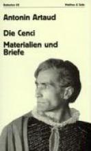 Artaud, Antonin Die Cenci