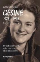 Schneider, Jutta Gesine 1927 - 1948