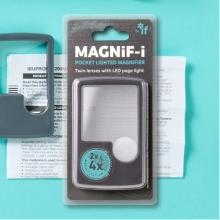 , Pocket Lighted Magnifier