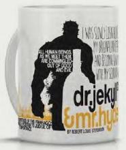 Dr. Jekyll & Mr. Hyde Mug