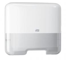 , Dispenser Tork H3 553100 mini handdoekdispenser wit