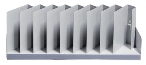 , Presentatieschap metaal 9 vakken