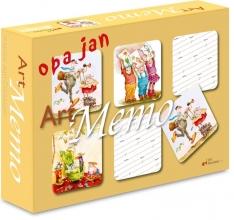 , Opa Jan Art Memo spel 24 sets