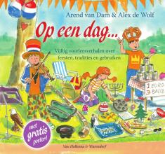 Arend van Dam Op een dag (met gratis poster)