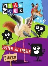 Lotte  Stegeman Kidsweek feiten en fabels - dieren
