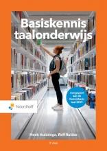 Henk Huizenga , Basiskennis taalonderwijs