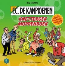 Hec Leemans , Knettergek moppenboek