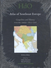 H. H.A.  Hötte, Gábor  Demeter, Dávid  Turbucs Atlas of Southeast Europe