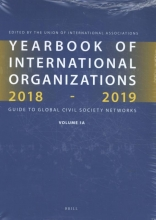 , Yearbook of International Organizations 2018-2019 (set)