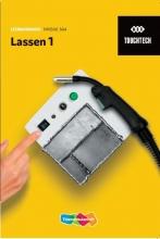 , TouchTech Lassen 1 niveau 3 & 4 Leerwerkboek