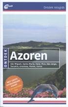 Susanne  Lipps ANWB Ontdek : Ontdek Azoren