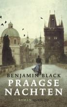 Benjamin  Black Praagse nachten